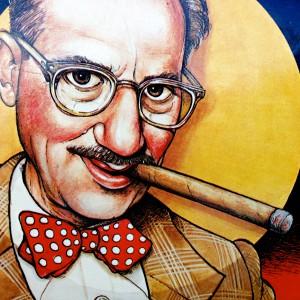 Groucho Marx - original komiker