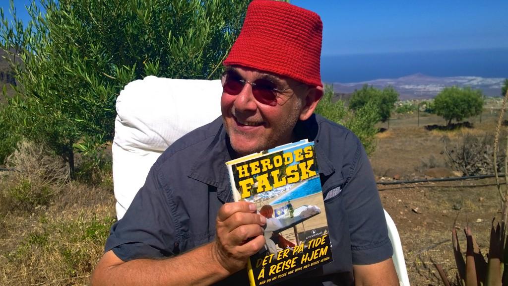 Vinn denne e-boka på Canariajournalen.no