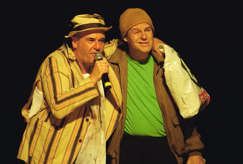 Viggo & Reidar i Oslo Spektrum.