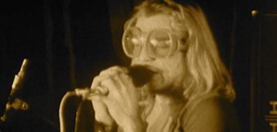Jahn Teigen tidlig på 70-tallet.